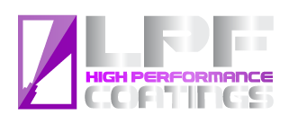 LPF Coatings Logo